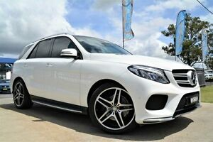 2016 Mercedes-Benz GLE 166 350 D White 9 Speed Automatic Wagon Mulgrave Hawkesbury Area Preview