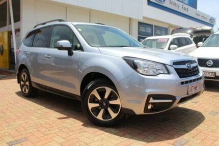 2016 Subaru Forester S4 MY16 2.5i-S CVT AWD Silver 6 Speed Constant Variable Wagon Parramatta Park Cairns City Preview