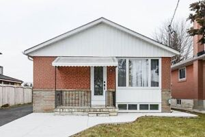RENOVATED TORONTO 3 BED BUNGALOW WITH 3 BED BASEMENT APARTMENT!