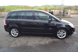 2007 Vauxhall Zafira 1.9 CDTI ++++ 7 seater ++++ motd 1 year ++++ only 112k miles +++ +++ only 6