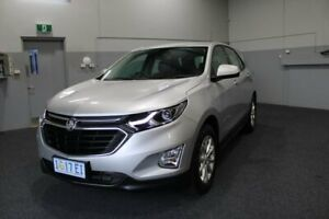 2019 Holden Equinox EQ LS+ Silver Sports Automatic Glenorchy Glenorchy Area Preview