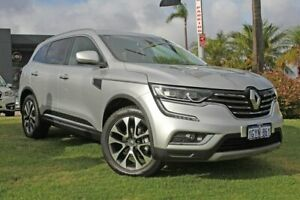2019 Renault Koleos HZG Intens X-tronic Silver 1 Speed Constant Variable Wagon Wangara Wanneroo Area Preview