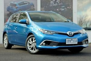2017 Toyota Corolla ZRE182R Ascent Sport S-CVT Blue 7 Speed Constant Variable Hatchback Ferntree Gully Knox Area Preview