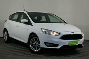 2018 Ford Focus LZ Trend White 6 Speed Automatic Hatchback Wayville Unley Area Preview