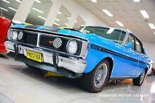 1970 Ford Falcon XY GT True Blue 4 Speed Manual Sedan Carss Park Kogarah Area Preview