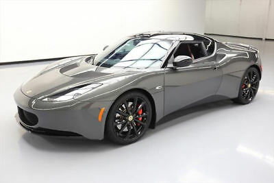 2013 LOTUS EVORA S 2+2 6-SPEED PREMIUM TECH NAV ONLY 9K #A10800 Texas Direct