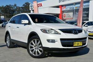 2007 Mazda CX-9 Luxury White 6 Speed Auto Activematic Wagon Gosford Gosford Area Preview