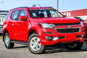 2018 Holden Trailblazer RG MY18 LT Red 6 Speed Sports Automatic Wagon Rockingham Rockingham Area Preview