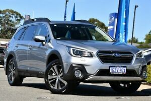 2019 Subaru Outback B6A MY20 2.5i CVT AWD Premium Ice Silver 7 Speed Constant Variable Wagon Melville Melville Area Preview