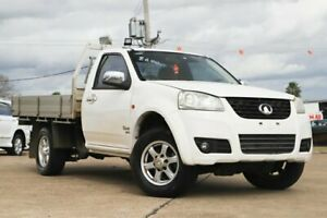 2012 Great Wall V240 K2 MY12 White 5 Speed Manual Utility Moorooka Brisbane South West Preview