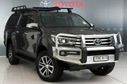 2016 Toyota Hilux GUN126R SR5 Double Cab Graphite 6 Speed Sports Automatic Utility Glebe Inner Sydney Preview