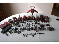 Warhammer 40k Imperial Guard Army
