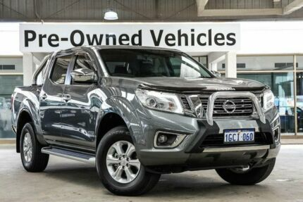2016 Nissan Navara D23 ST Grey Sports Automatic Utility Cannington Canning Area Preview