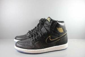 Air Jordan 1 Retro Black Sz 5 Y