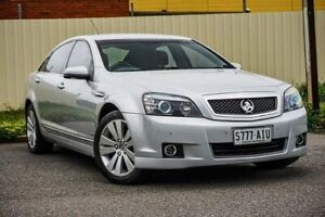 2010 Holden Caprice WM MY10 Silver 6 Speed Sports Automatic Sedan Gepps Cross Port Adelaide Area Preview