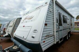 2003 Jayco Heritage Caravan Greenfields Mandurah Area Preview