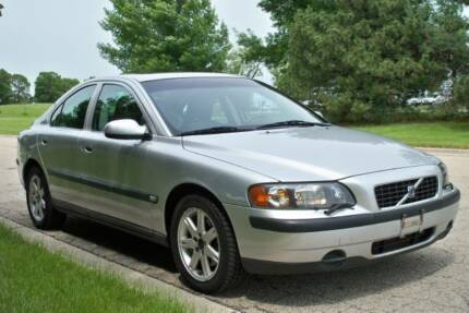 WRECKING NOW! Volvo S60 2.4T - ALL PARTS AVAILABLE Mascot Rockdale Area Preview