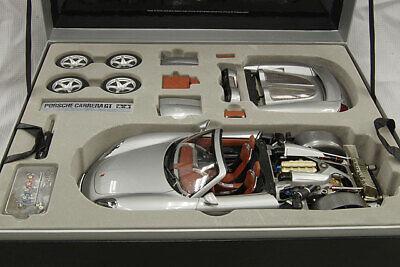 Tamiya Collector''s Club T23206 1/12 Porsche Carrera GT Silver Semi-Assembled
