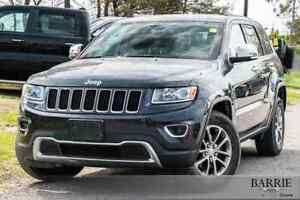 2014 Jeep Grand Cherokee ***LIMITED***POWER SUNROOF***UCONNECT W