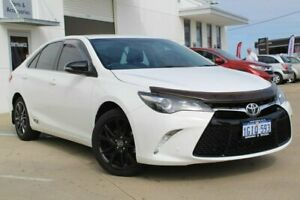 2017 Toyota Camry ASV50R RZ White 6 Speed Sports Automatic Sedan Greenfields Mandurah Area Preview