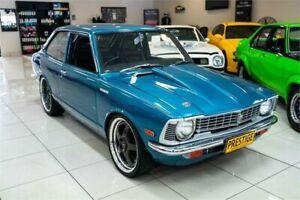 1973 Toyota Corolla KE35 Blue 3 Speed Automatic Hardtop Carss Park Kogarah Area Preview