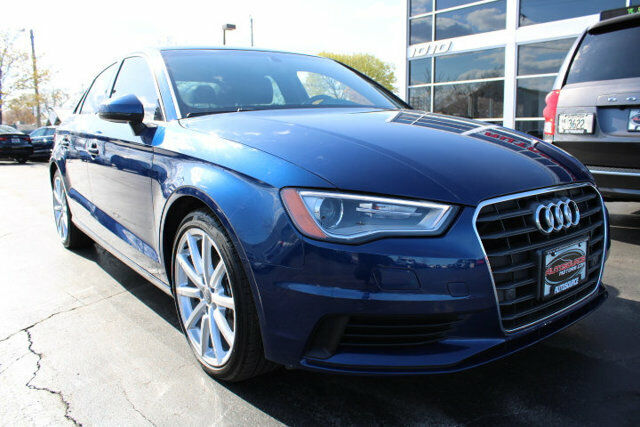 Owner 2015 Audi A3 TDI, Scuba Blue Metallic with 19678 Miles available now!