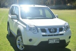 2011 Nissan X-Trail T31 Series IV ST 2WD White 6 Speed Manual Wagon St Marys Mitcham Area Preview