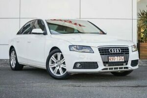 2011 Audi A4 B8 8K MY11 Multitronic White 8 Speed Constant Variable Sedan Tweed Heads South Tweed Heads Area Preview