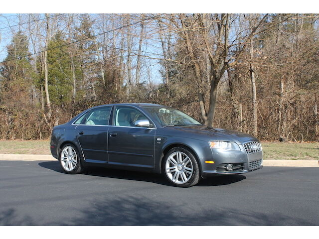 Image 1 of Audi: S4 2007 4dr Sdn…