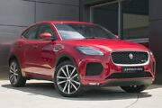 2017 Jaguar E-PACE X540 18MY D240 AWD R-Dynamic SE Firenze Red 9 Speed Sports Automatic Wagon Pearce Woden Valley Preview