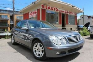 Mercedes E-320 CDI 2005 diesel -showroom condition !
