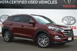 2017 Hyundai Tucson TL Active X (FWD) Red 6 Speed Automatic Wagon Warwick Southern Downs Preview