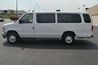 2008 Ford E-350 18 pass Minivan, Van