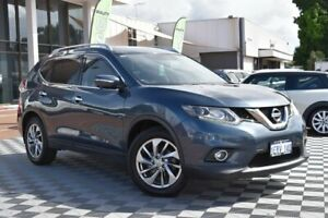 2014 Nissan X-Trail T32 Ti X-tronic 4WD Blue 7 Speed Constant Variable Wagon Attadale Melville Area Preview