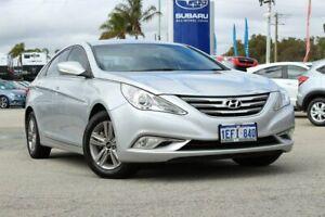 2012 Hyundai i45 YF MY11 Active Silver 6 Speed Sports Automatic Sedan Greenfields Mandurah Area Preview