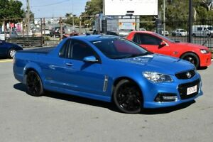 2013 Holden Ute VF SS-V Blue 6 Speed Manual Utility Underwood Logan Area Preview