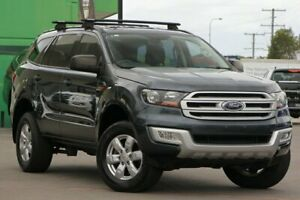 2015 Ford Everest UA Ambiente 4WD Grey 6 Speed Sports Automatic Wagon Caloundra West Caloundra Area Preview