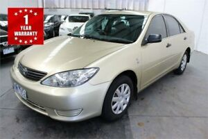 2004 Toyota Camry MCV36R Altise Gold Automatic Sedan