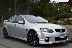 2012 Holden Commodore VE II MY12 SV6 Silver 6 Speed Sports Automatic Sedan St Marys Mitcham Area Preview