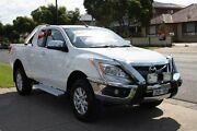 2013 Mazda BT-50 UP0YF1 XTR Freestyle White 6 Speed Manual Utility Altona North Hobsons Bay Area Preview