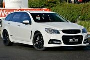 2014 Holden Commodore VF MY14 SS V Sportwagon Redline White 6 Speed Sports Automatic Wagon Narre Warren Casey Area Preview