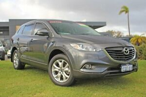 2013 Mazda CX-9 TB10A5 Classic Activematic Grey 6 Speed Sports Automatic Wagon Wangara Wanneroo Area Preview