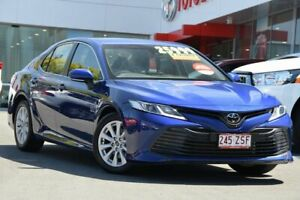 2019 Toyota Camry ASV70R Ascent Lunar Blue 6 Speed Sports Automatic Sedan Woolloongabba Brisbane South West Preview
