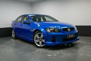 2010 Holden Commodore VE MY10 SS V Blue 6 Speed Sports Automatic Sedan Hamilton East Newcastle Area Preview