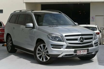 2015 Mercedes-Benz GL350 X166 BlueTEC 7G-TRONIC + Limited Edition Silver 7 Speed Sports Automatic Robina Gold Coast South Preview