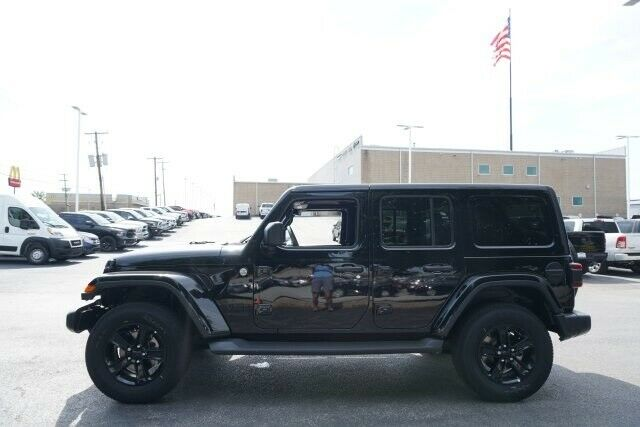 Image 6 Voiture American used Jeep Wrangler 2020