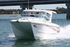 3100 POWER CAT SPORTS CRUISER, ONE OWNER WITH VERY LOW HOURS!!! Maroochydore Maroochydore Area Preview