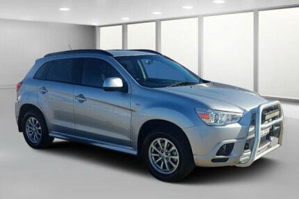 2010 Mitsubishi ASX XA (2WD) Silver Continuous Variable Wagon Warwick Southern Downs Preview