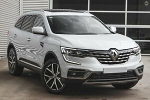 2020 Renault Koleos HZG MY20 Intens X-tronic White 1 Speed Constant Variable Wagon Springwood Logan Area Preview