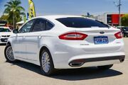 2017 Ford Mondeo MD 2017.00MY Trend PwrShift White 6 Speed Sports Automatic Dual Clutch Hatchback Maddington Gosnells Area Preview